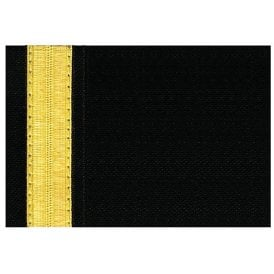 V:ONE 1 Bar Gold Epaulettes - Full Length Board