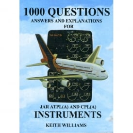 Williams Publishing 1000 Instrument Q&A for JAR ATPL & CPL
