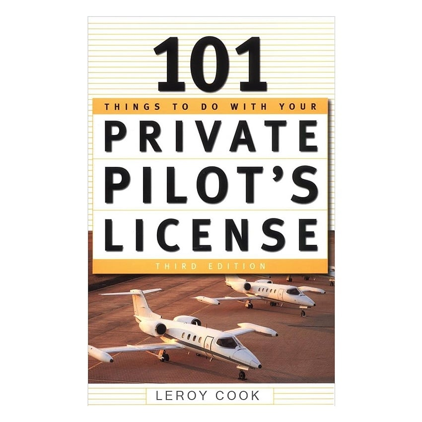 101 things to do with your Privates Pilot's Licence