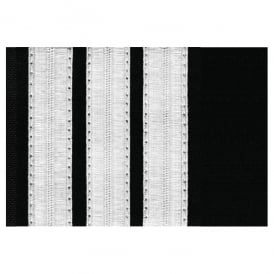 V:ONE 3 Bar Silver Epaulettes - Full Length Board