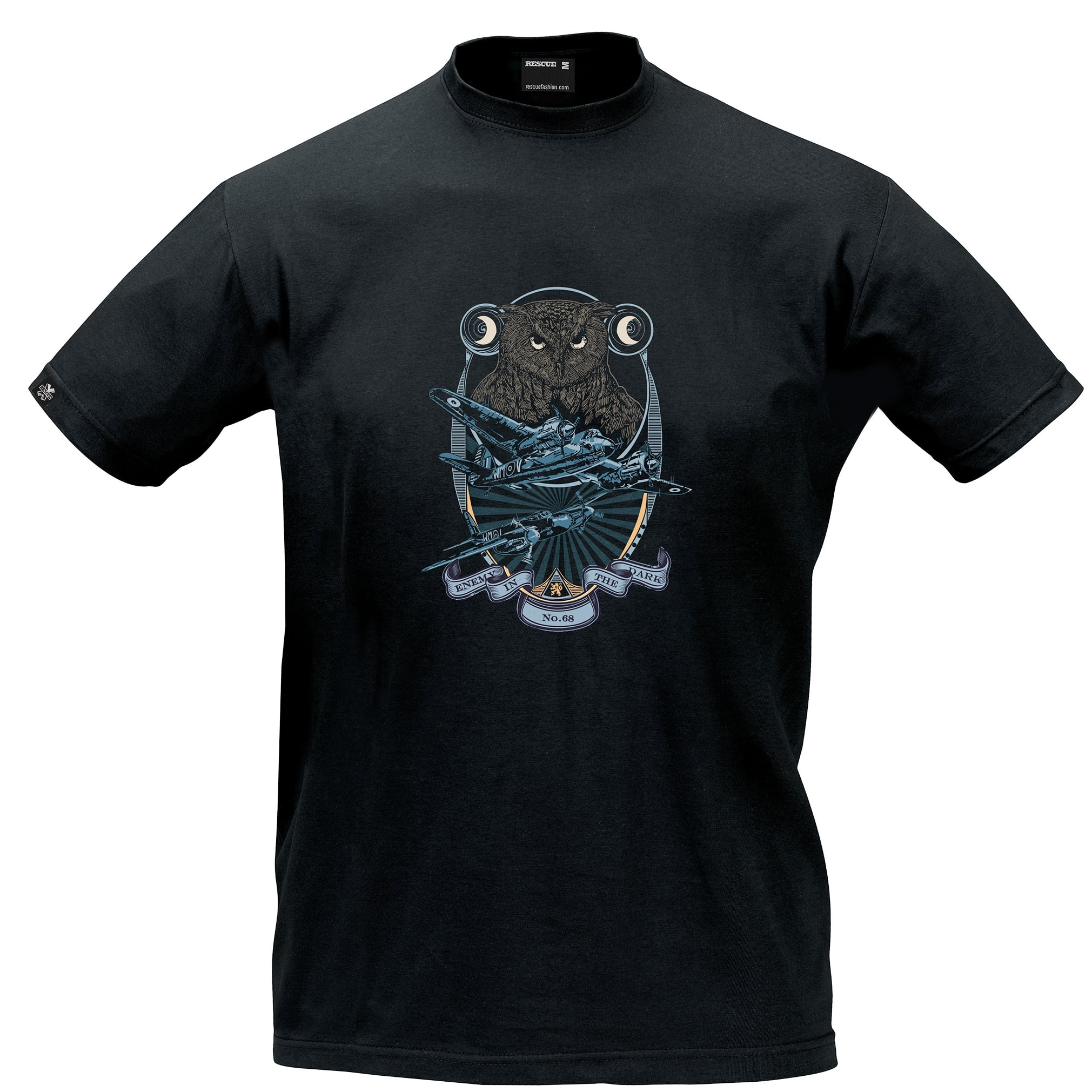 68 Night Fighter Squadron T-Shirt