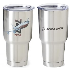 747-8 X-Ray Graphic Tumbler