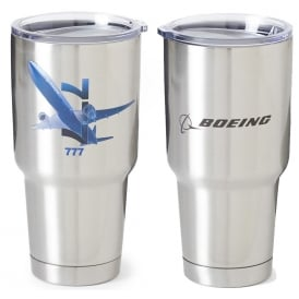 777 X-Ray Graphic Tumbler