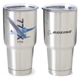 777x X-Ray Graphic Tumbler