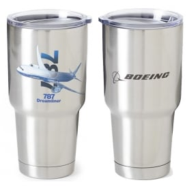 787 X-Ray Graphic Tumbler