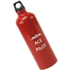 ACE Pilot RAF Water Bottle