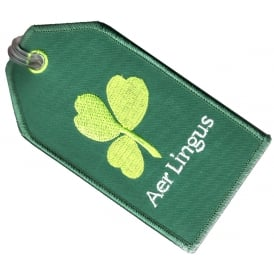 Aer Lingus Embroidered Baggage Tag