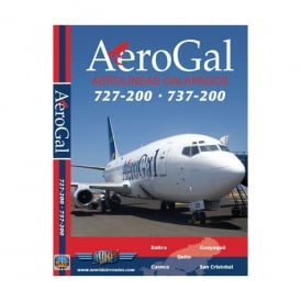 AeroGal 727 and 737 DVD