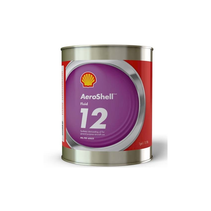 Aeroshell Fluid 12 1USG Can