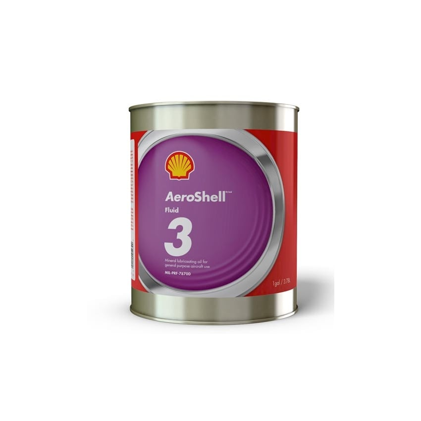 Aeroshell Fluid 3 1 USG Can