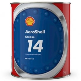 Aeroshell Grease 14 3Kg Can