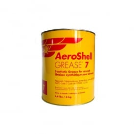 Shell Aviation Aeroshell Grease 7 3KG Can