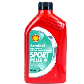Shell Aviation Aeroshell Sport Plus 4 Oil