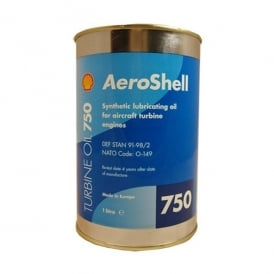 Shell Aviation Aeroshell Turbine Oil 750