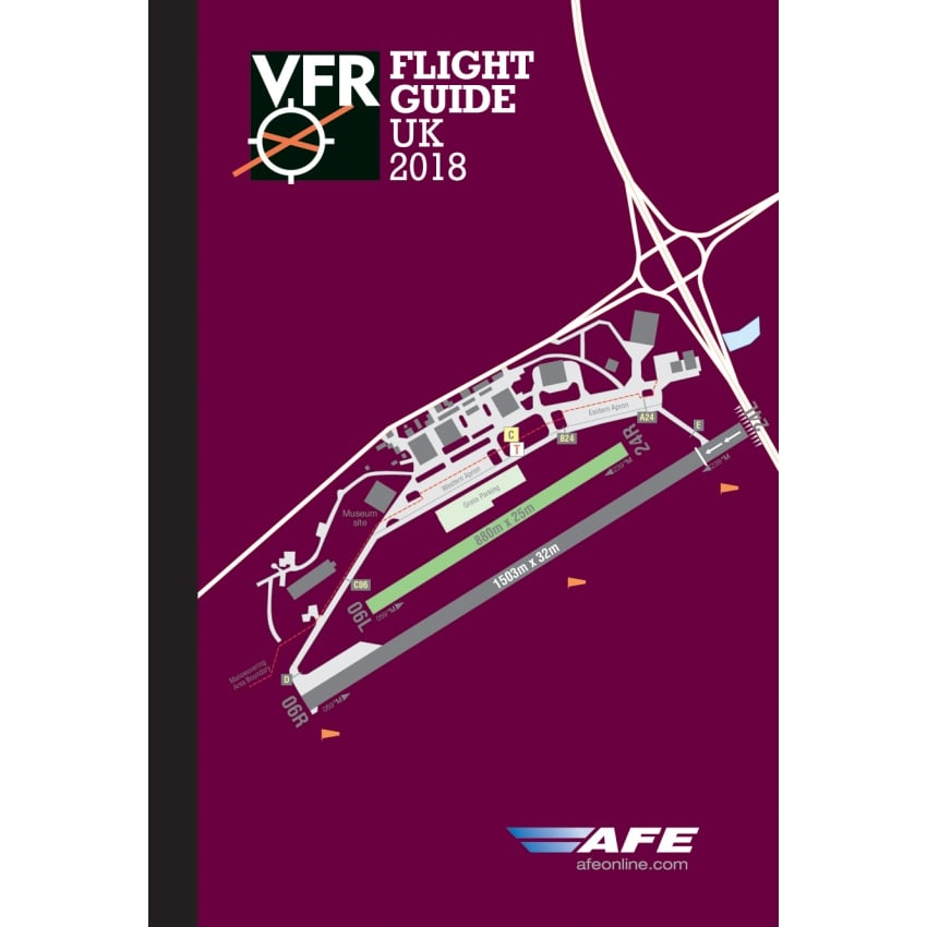 2018 Flight Guide - Spiral Bound