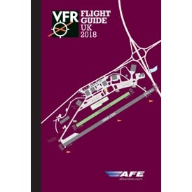 AFE 2018 Flight Guide - Spiral Bound