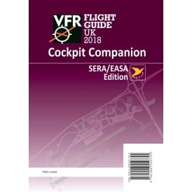 AFE UK VFR Cockpit Companion 2018