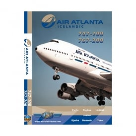 Air Atlanta Icelandic 747-100 DVD