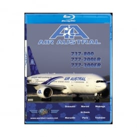 Just Planes Air Austral 737-800 Blu-Ray