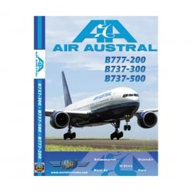 Just Planes Air Austral Boeing 777 DVD