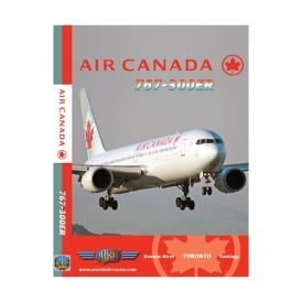 Just Planes Air Canada 767-300ER DVD