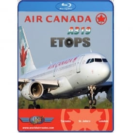 Just Planes Air Canada A319 ETOPS Blu-Ray