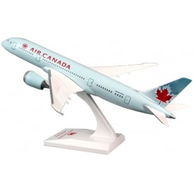 Air Canada Boeing 787-8 Plastic Model - Scale 1:200