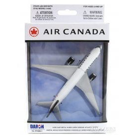 Air Canada Diecast Toy