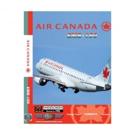 Just Planes Air Canada EMB-190 DVD