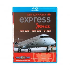 Air Canada Jazz Air CRJ Blu-Ray