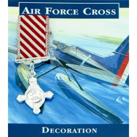 Air Force Cross Replica Medal