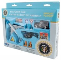 Air Force One 12 Piece Model Play Set