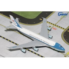 Air Force One B787-81 Diecast Model - Scale 1:400