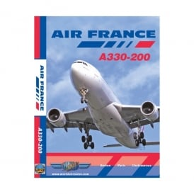 Just Planes Air France A330-200 DVD