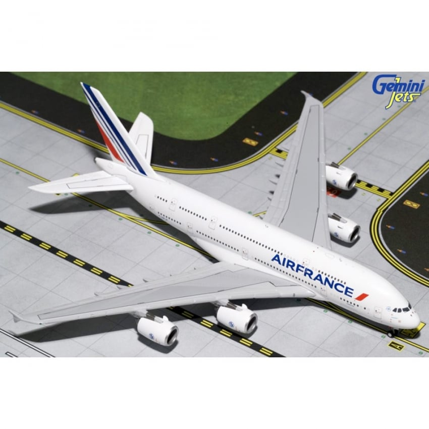 Air France A380-800 Diecast Model - Scale 1:400