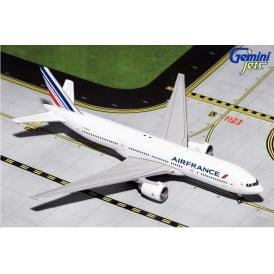 Air France B777-200ER Diecast Model - Scale 1:400