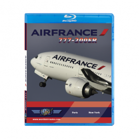 Just Planes Air France B777 Blu-Ray