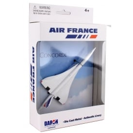 Air France Concorde Diecast Toy