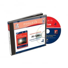 Pooleys Air Law PowerPoint CD