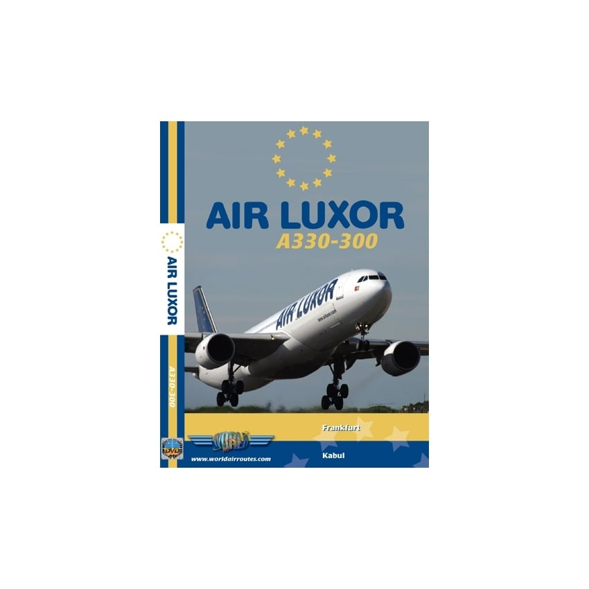 Air Luxor A330-300 DVD