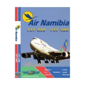 Just Planes Air Namibia 737-200 DVD