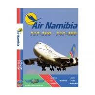 Air Namibia 737-200 DVD