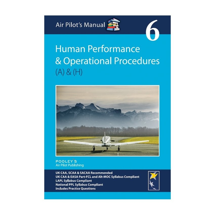 Air Pilot's Manual 6 - Human Factors
