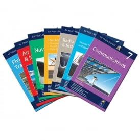 Air Pilots Manuals 1-7 Complete Study Pack