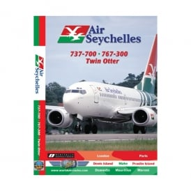 Just Planes Air Seychelles 737 DVD