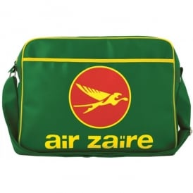 LogoBags Air Zaire Airline Sports Bag In Green
