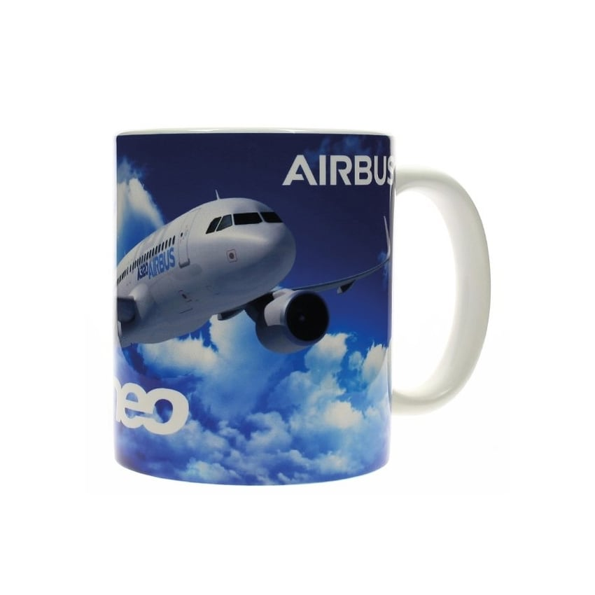 Airbus A320neo Collection Mug
