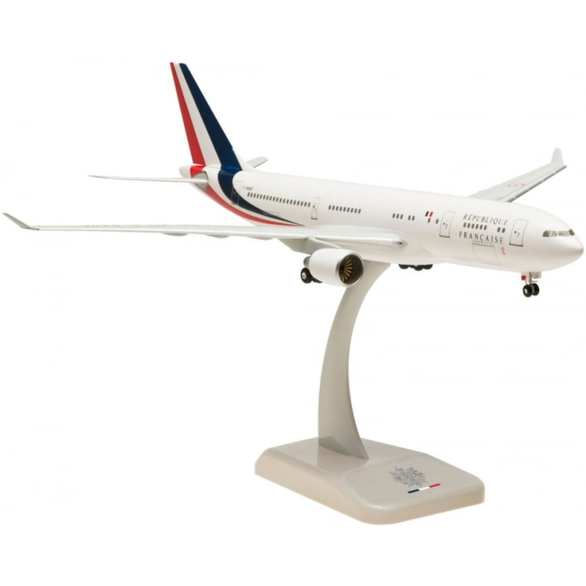 Airbus A330-200 French Air Force - Scale 1:200