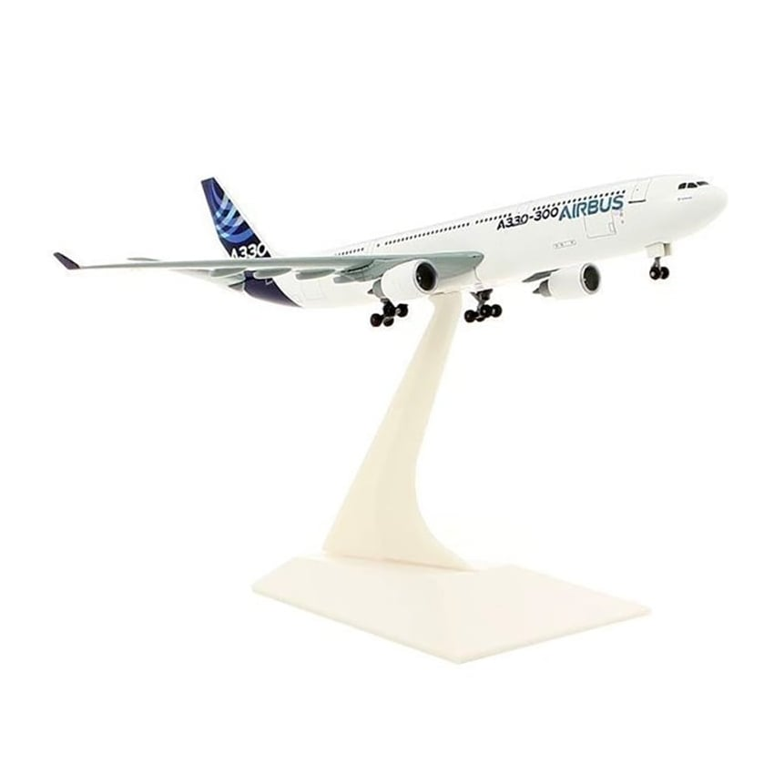 A330-300 Diecast Model - Scale 1:400