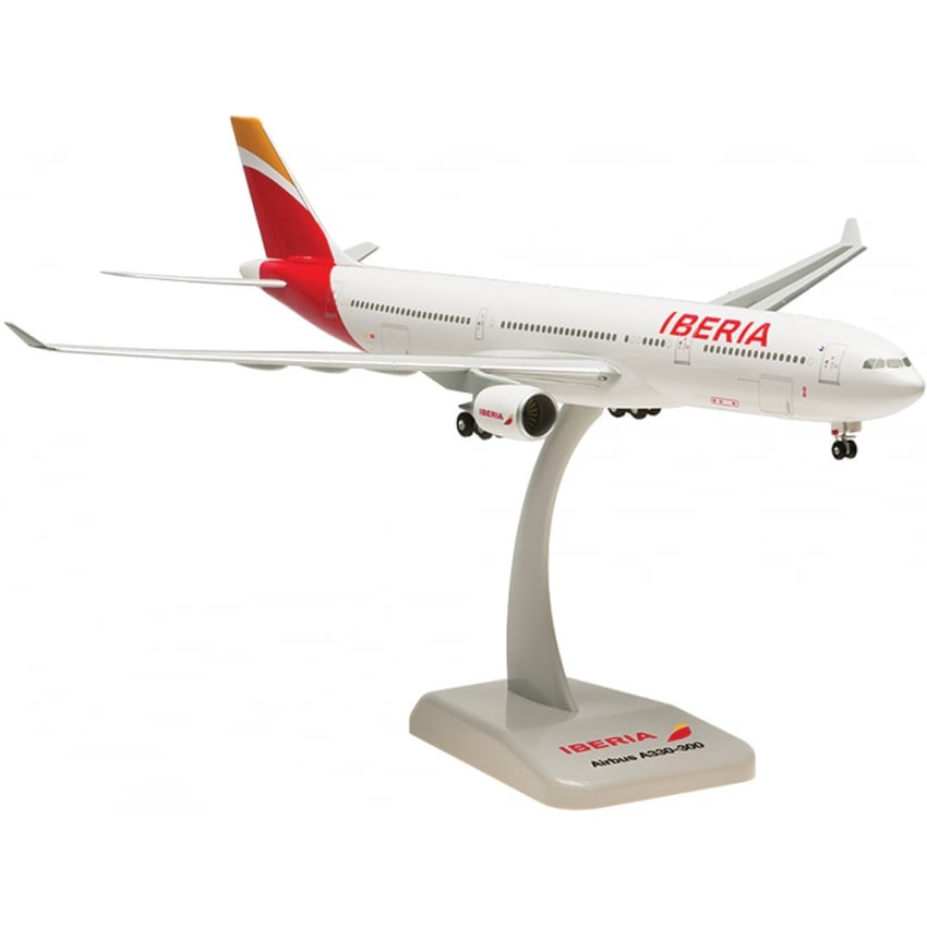 Airbus A330-300 Iberia New Livery - Scale 1:200